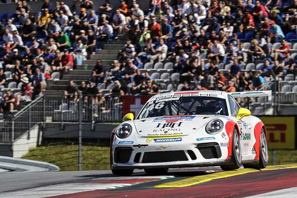 Matt Campbell (AUS), Porsche Carrera Cup Deutschland - 03 Red Bull Ring 2017
