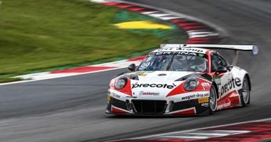 24H Spa Francorchamps Porsche 911 GT3 R: Herberth Motorsport