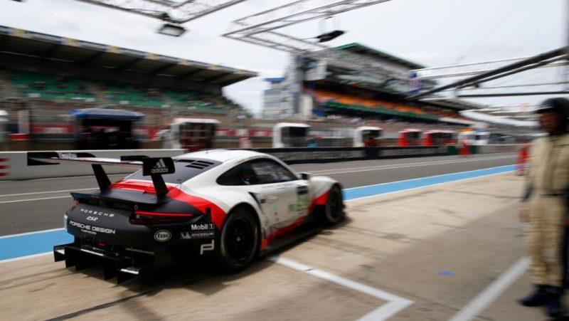 Porsche-Qualifying-Le-Mans-2017-GT-2