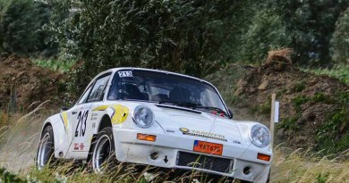 Ypres Historic Rally 2017