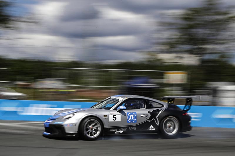 Christian Engelhart (D), Porsche Carrera Cup Deutschland - 04 Norisring 2017