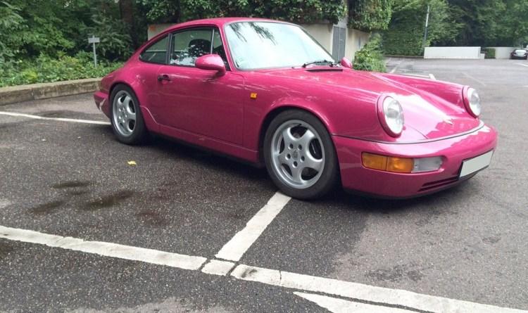 1992 Porsche 964 Carrera RS - Coys auctions - Classic Days Schloss Dyck