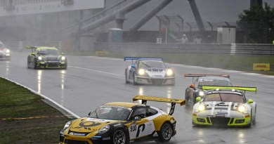 Larry Ten Voorde (NL), Porsche Motorsport Race Weekend - Nürburgring 2017