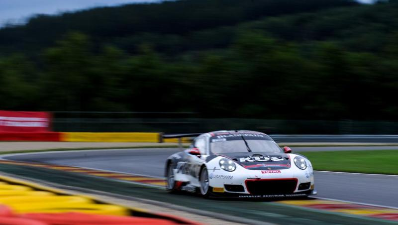 911 GT3 R (117), KÜS Team75 Bernhard, practice, 24 hours of Spa, 2017, Porsche AG