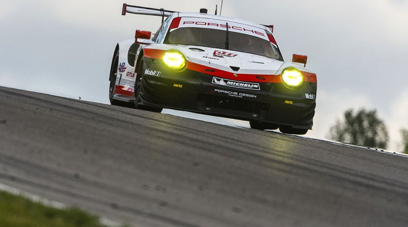 Porsche 911 RSR, Porsche GT Team (911): Patrick Pilet, Dirk Werner