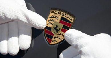 Porsche to the future with positive first-half result