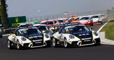Michael Ammermüller wins Porsche Mobil1 Supercup at Hungaroring Hungary