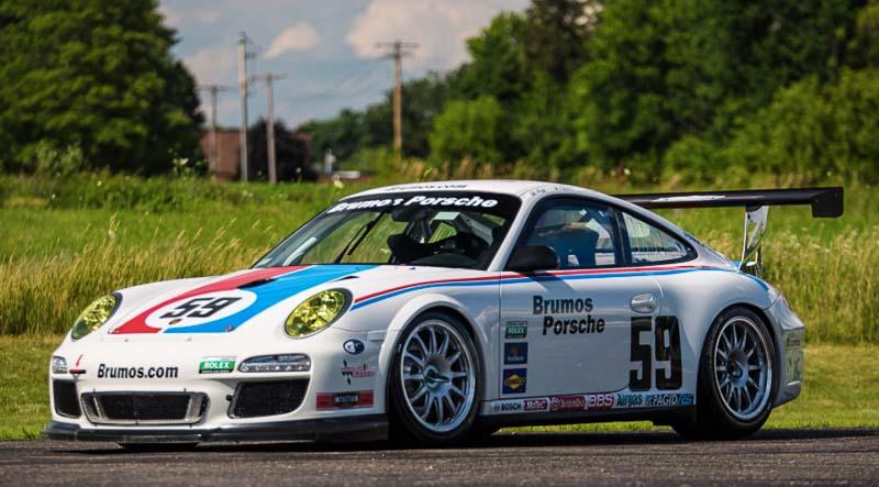 2012 PORSCHE 911 GT3 CUP 4.0 BRUMOS EDITION