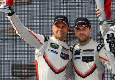 Porsche 911 RSR second in a heart-stopping finale