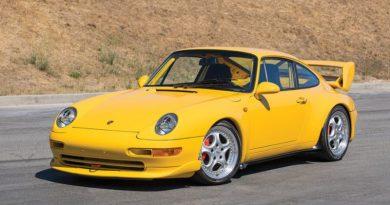 RM Sotheby Monterey Porsche 911 RS Clubsport