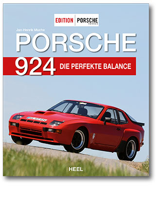 Book review : Porsche 924 - die perfekte Balance by jan-henrik muche