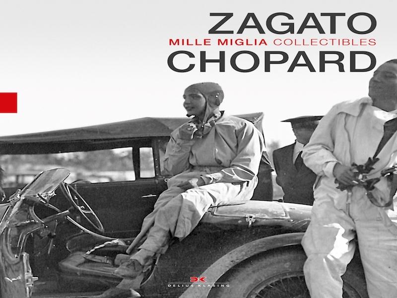 Chopard and Zagato: Mille Miglia Collectibles Book Cover
