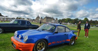 Chantilly Arts & Elegance Richard Mille 2017