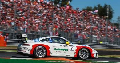 Matt Campbell (AUS), Porsche Mobil 1 Supercup Monza 2017