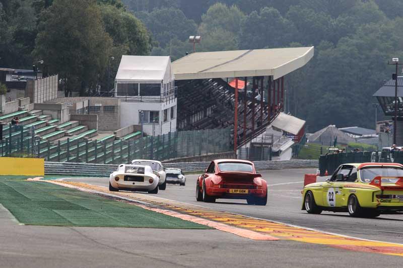 Spa 6 Hours 2016 / Mark Bates / Porsche 911 RSR / Masters 70s Celebration