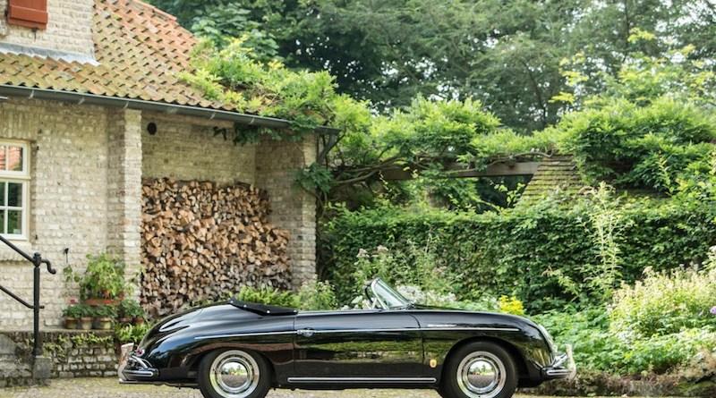 bonhams zoute sale porsche 356 speedster