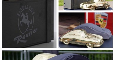 111th anniversary 356 model Reutter Coach Company 0