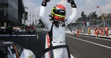 Michael Ammermüller (D), Porsche Mobil 1 Supercup Mexico 2017