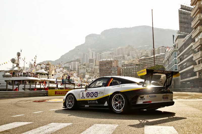 Porsche Mobil 1 Supercup Monaco 2017, Michael Ammermüller (D)