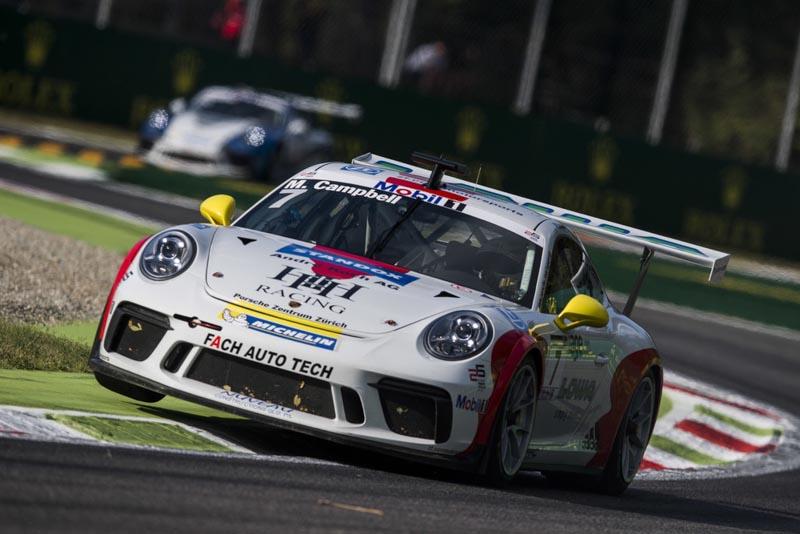 Porsche Mobil1 Supercup Mexico