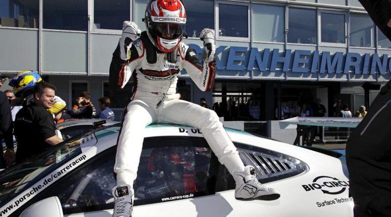Dennis Olsen (N), Porsche Carrera Cup Deutschland - 08 Hockenheimring (Finale) 2017
