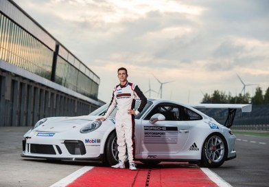 Julien Andlauer impresses at talent shootout to become Porsche Junior
