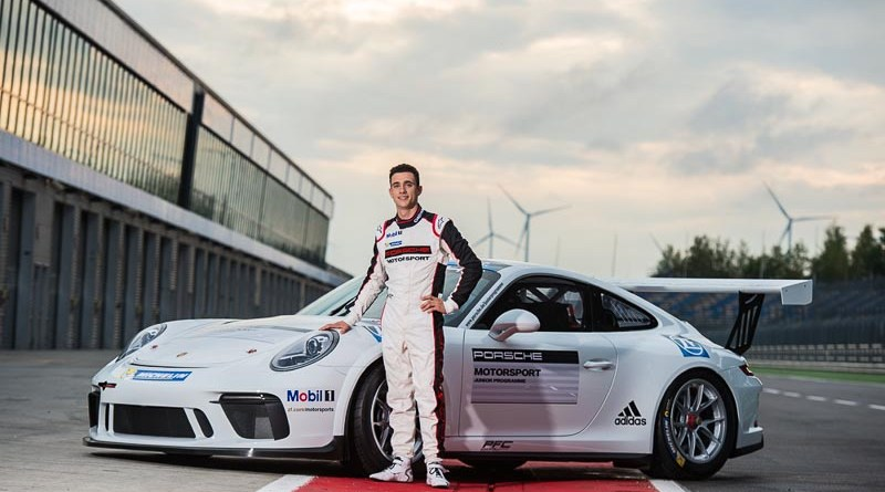 Porsche Junior Julien Andlauer