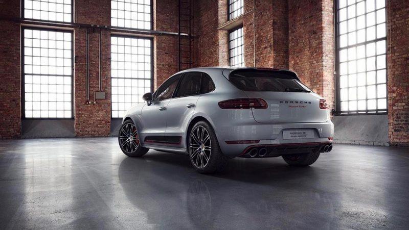 Porsche Macan Turbo Exclusive Edition