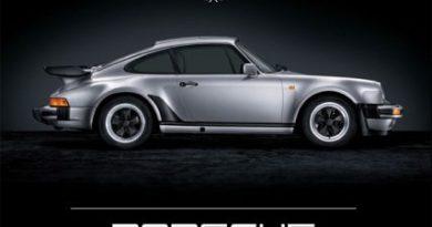 Porsche 911 Turbo Gabriel Franz Aircooled Years Berlin Motor Books