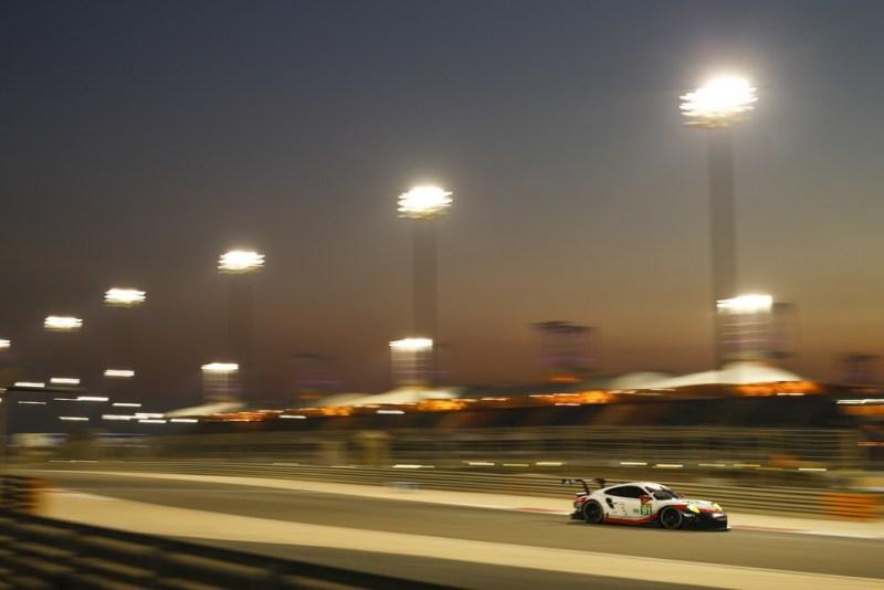 FIA WEC GT Bahrain Porsche 911 RSR (91), Porsche GT Team Richard Lietz, Frederic Makowiecki