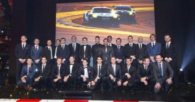 Porsche Works Drivers 2018