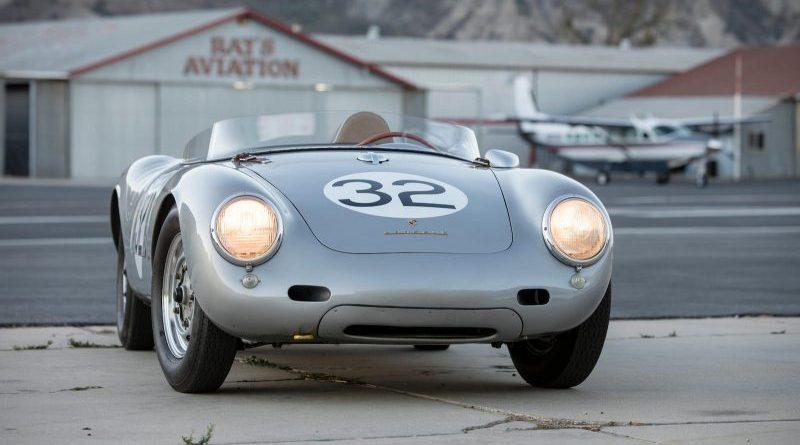 Porsche 550-0145 Bonhams Scottsdale Auction 2018