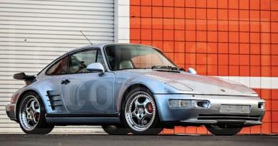 Gooding Auction Scottsdale 2018 - 1994 Porsche 964 Turbo S Flachbau