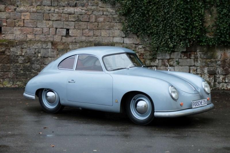 1951 Porsche 356 Pre-A 1300