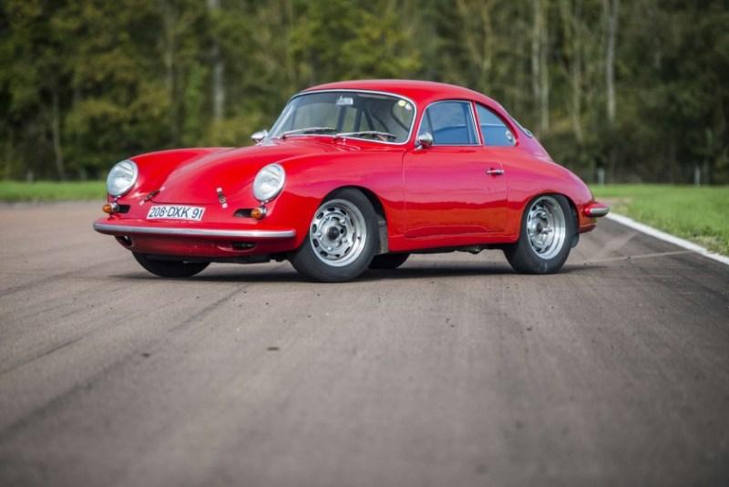 1963 Porsche 356 B Carrera 2 GT