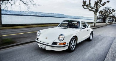 Bonhams Retromobile Auction 2018 Grand Palais 1973 Porsche 911 Carrera RS Touring