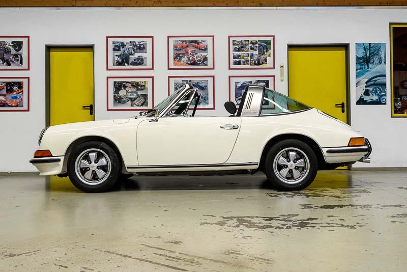 Bonhams Retromobile Auction 2018 Grand Palais 1973 Porsche 911 S Targa