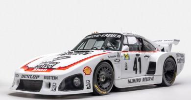 The Porsche effect Peterson Automotive 1979 Porsche 935 K3 (009 015)