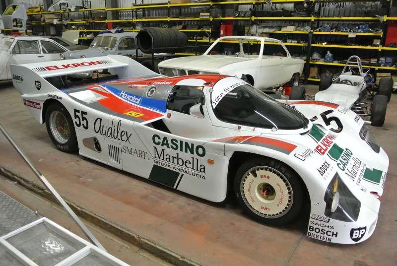 1985 Porsche 962-112