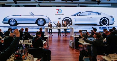 Porsche paves the way for the future