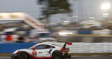 Porsche 911 RSR (911) Porsche GT Team Patrick Pilet, Nick Tandy, Frederic Makowiecki