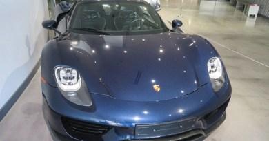 The Petersen Automotive Museum Celebrates Mid-Engine Porsche Perfection