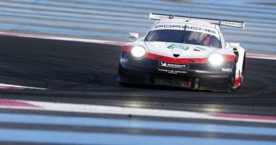 FIA WEC Prologue Castellet Porsche 911 RSR Porsche GT Team (92) Michael Christensen Kevin Estre