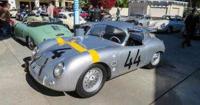 1952 Glöckler Porsche SoCal Porsche Swap Meet 2018 Phoenix Club