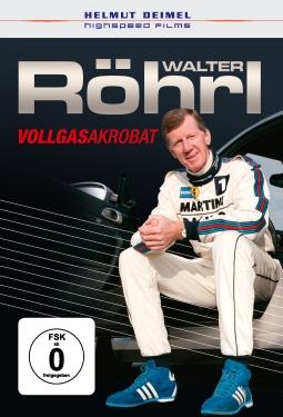 Walter Rohrl Vollgasakrobat
