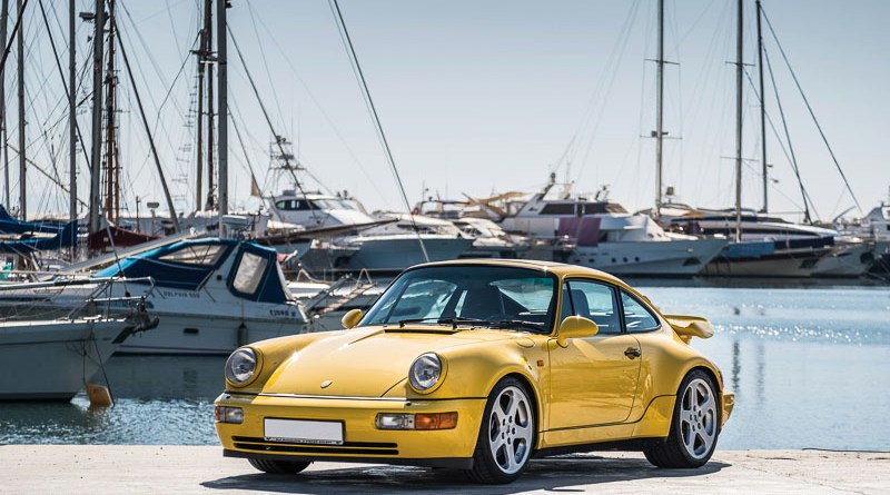 1991 Porsche RUF RCT Evo Spyros Kanatas ©2018 Courtesy of RM Sotheby's Monaco Auction