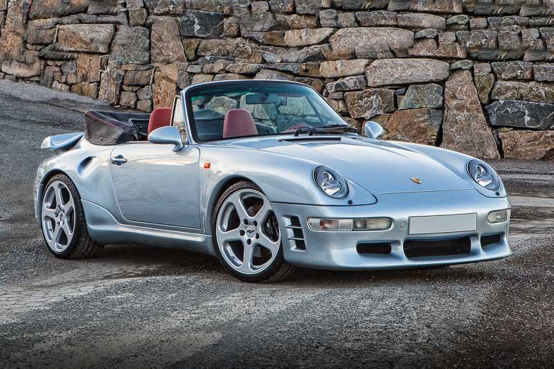 1994 Porsche RUF 911 Carrera Cabriolet Morten Gjersoe ©2018 Courtesy of RM Sotheby's