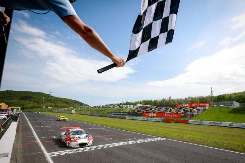Porsche 911 GT3 R, Precote Herberth Motorsport, Mathieu Jaminet (F), Robert Renauer (D) ADAC GT Masters MOST