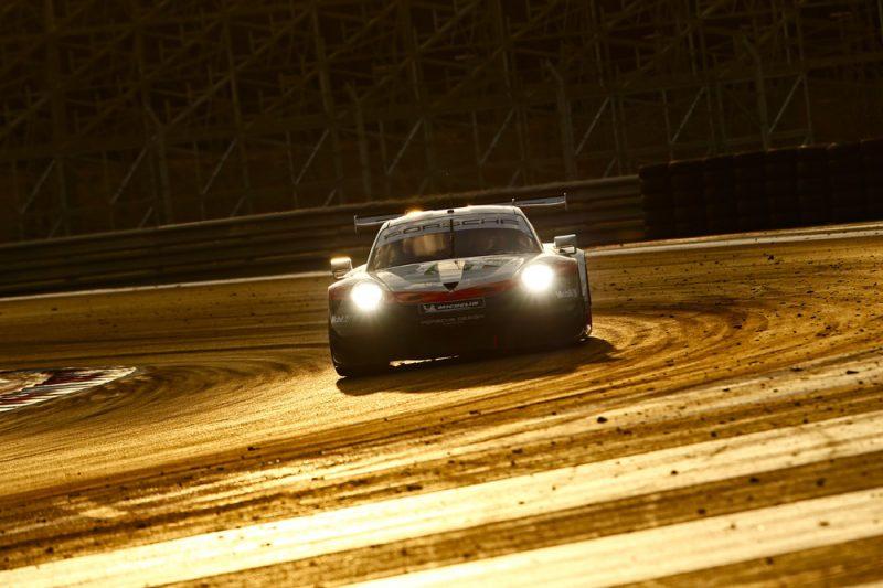 Porsche 911 RSR (#92), Porsche GT Team, Kevin Estre (F), Michael Christensen (DK), Le Castellet 2018