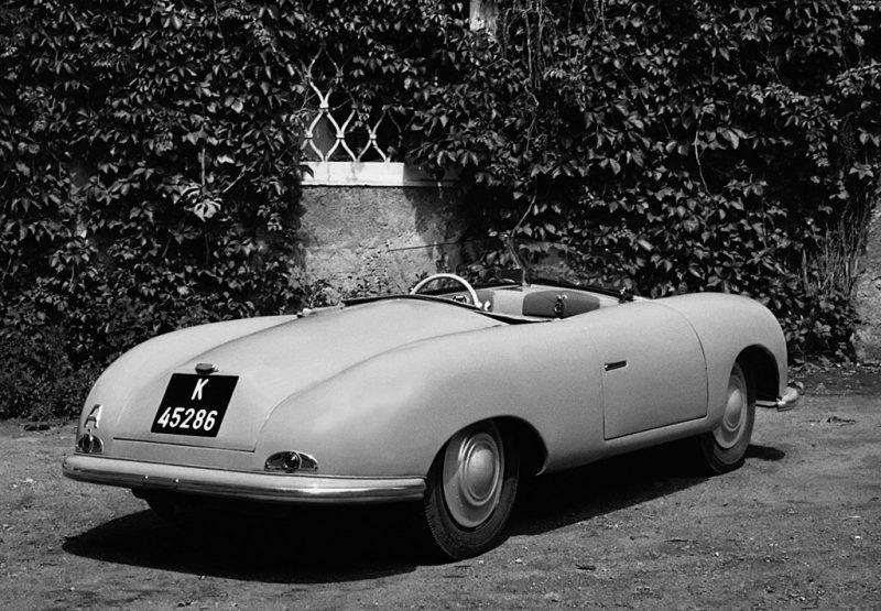 1948 Porsche 356 Number 1